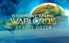 Starpoint Gemini Warlords: Deadly Dozen Badge