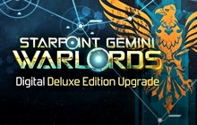Starpoint Gemini Warlords - Upgrade to Digital Deluxe Badge