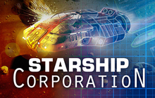 Starship Corporation Badge