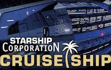 Starship Corporation: Cruise Ships Badge