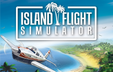 Island Flight Simulator Badge