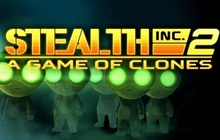 Stealth Inc 2: A Game of Clones Badge