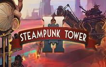 Steampunk Tower 2 Badge