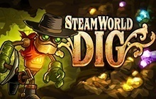 SteamWorld Dig Badge