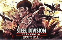 Steel Division: Normandy 44 - Back to Hell Badge