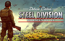 Steel Division: Normandy 44 Deluxe Edition Badge