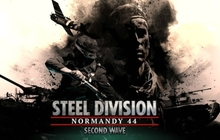 Steel Division: Normandy 44 - Second Wave Badge