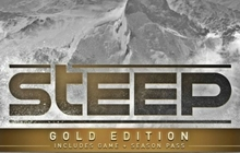 Steep Gold Edition Badge