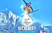 Steep - Road to the Olympics Badge
