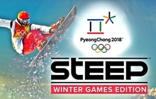 Steep - Winter Games Edition Badge