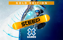 Steep - X-Games Gold Edition Badge