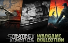 Strategy & Tactics: Wargame Collection Badge