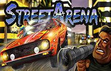 Street Arena Badge