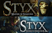 Styx: Master of Shadows + Styx: Shards of Darkness Badge