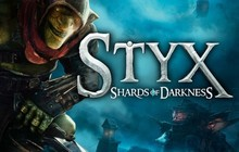 Styx: Shards of Darkness Badge