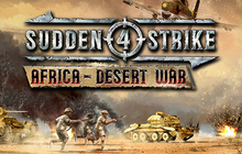 Sudden Strike 4: Africa – Desert War Badge