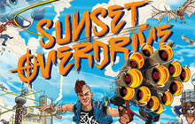 Sunset Overdrive Badge