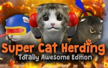 Super Cat Herding: Totally Awesome Edition Badge