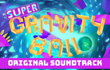 Super Gravity Ball - Soundtrack Badge