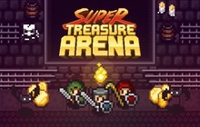 Super Treasure Arena Badge