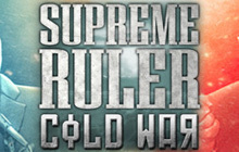 Supreme Ruler: Cold War Badge