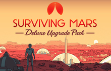 Surviving Mars: Deluxe Upgrade Pack Badge