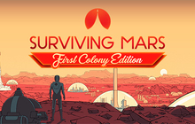 Surviving Mars - First Colony Edition Badge