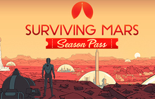 Surviving Mars: Season Pass Badge