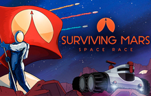 Surviving Mars: Space Race Badge