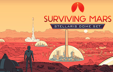 Surviving Mars: Stellaris Dome Set Badge