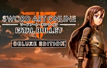 SWORD ART ONLINE: FATAL BULLET Deluxe Edition Badge
