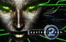 System Shock 2 Badge
