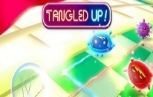Tangled Up! Badge