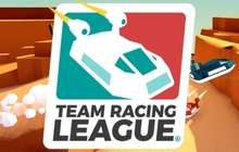 Team Racing League Badge