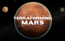 Terraforming Mars Badge