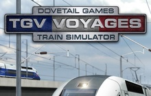 TGV Voyages Train Simulator Badge