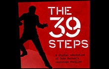 The 39 Steps Badge