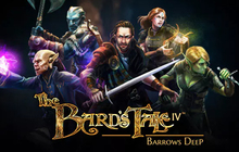 The Bard's Tale IV: Barrows Deep Badge