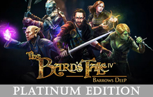 The Bard's Tale IV - Platinum Edition Badge