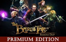 The Bard's Tale IV - Premium Edition Badge
