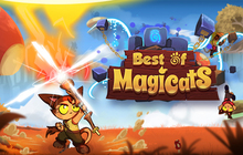 The Best of MagiCats Badge