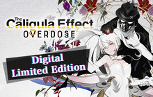 The Caligula Effect: Overdose Digital Limited Edition Badge