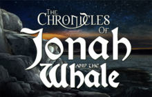 The Chronicles of Jonah and the Whale Badge