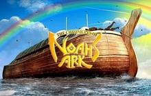The Chronicles of Noah's Ark Badge