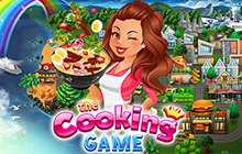 The Cooking Game Badge