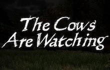 The Cows Are Watching Badge