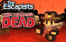The Escapists: The Walking Dead Badge