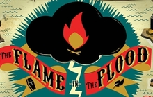 The Flame in the Flood Badge