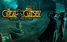 The Great Gatsby: Secret Treasure Badge