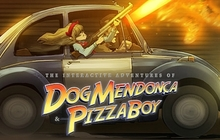 The Interactive Adventures of Dog Mendonça & Pizzaboy® Badge